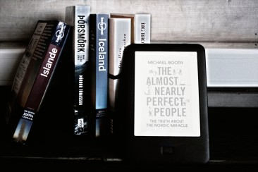 "My book review to Michael Booths ""The almost nearly perfect people"""