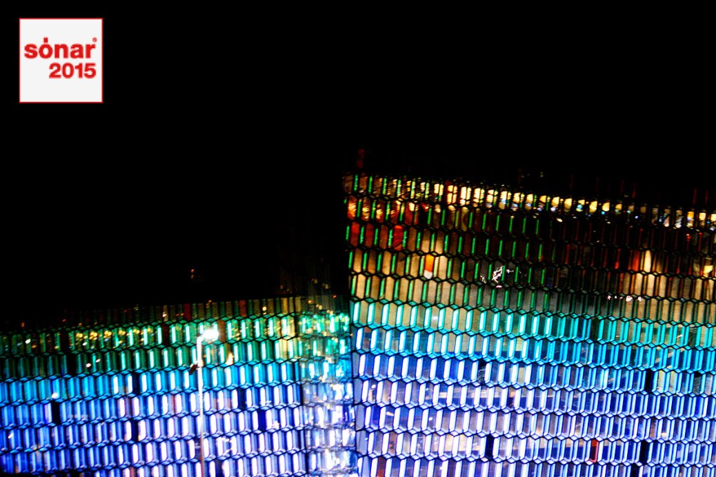 Sónar Festival 2015, Reykjavík Harpa