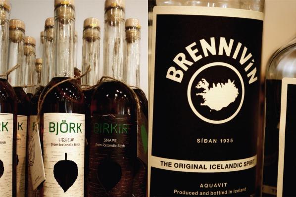 Icelandic Souvenirs - Icelandic booze