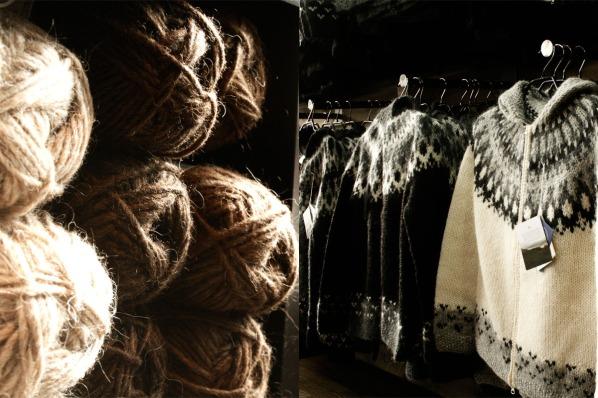 Icelandic souvenir - Icelandic wool products