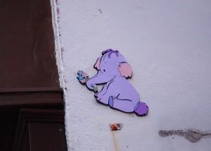 The Reykjavík Street Art Sticker Squad