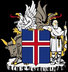 Icelandic emblem