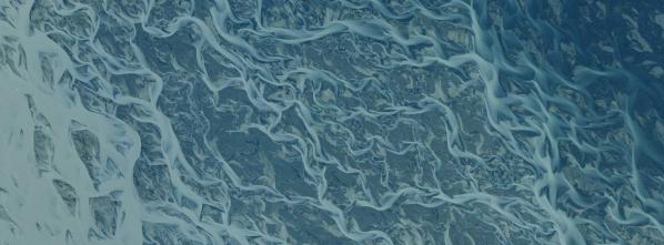 Skaftá river