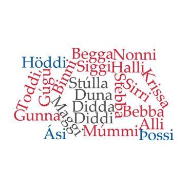Icelandic nicknames